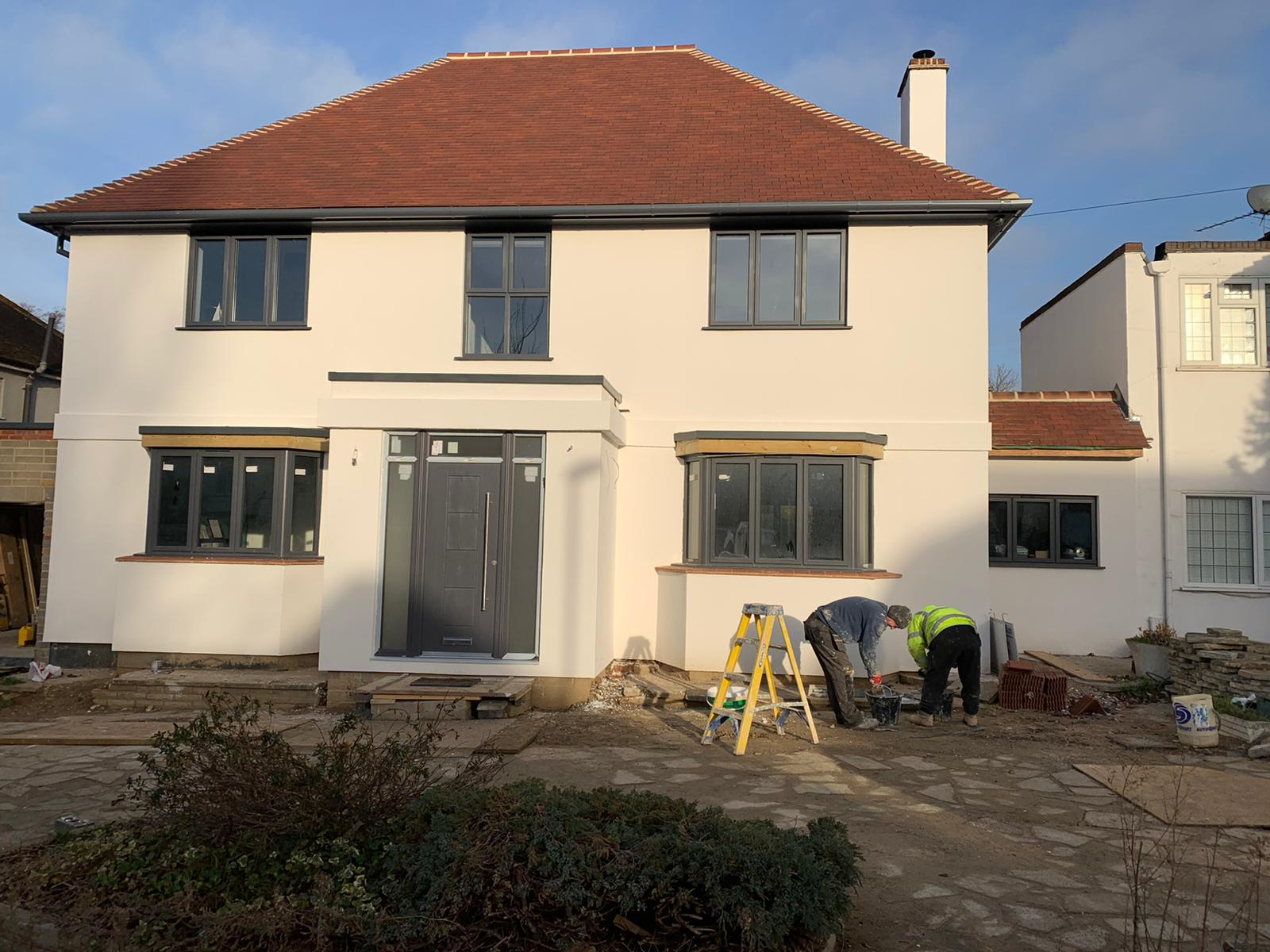 K Rendering in Bromley